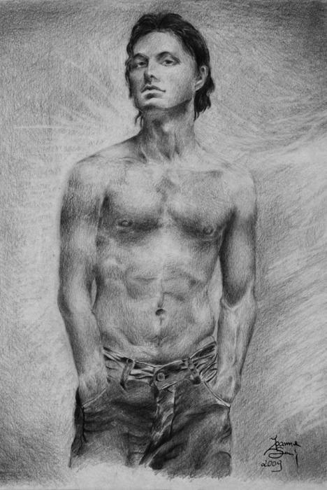 Ivan Komarenko by blanket86